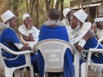 Women's microfinance discussion group